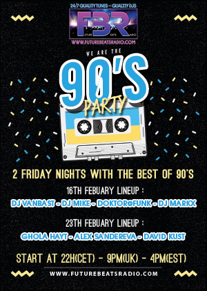 90's Party Night 2